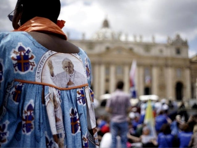 Vatican City Saint Ceremony: The Faithful