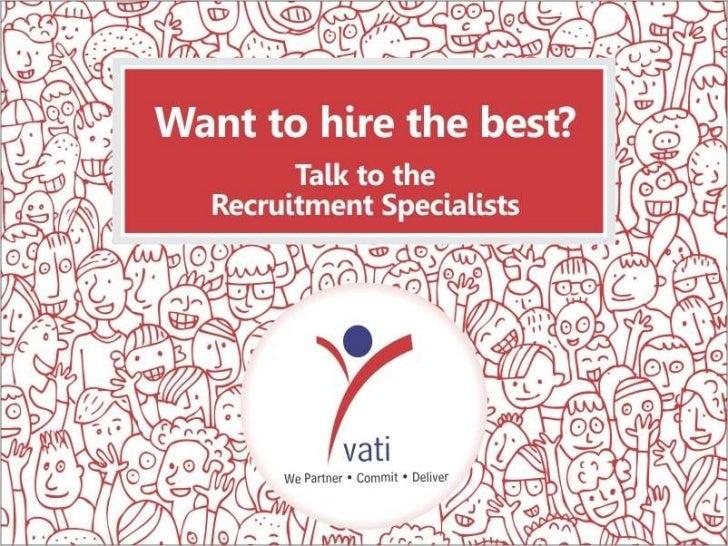 Vati Consulting Corporate Profile