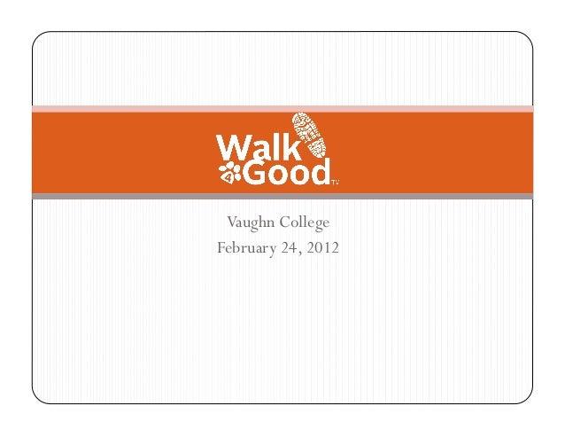 Vaughn CollegeFebruary 24, 2012
