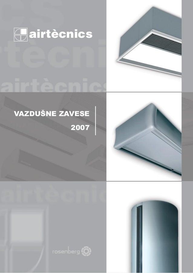 airtècnicsVAZDUŠNE ZAVESE           2007