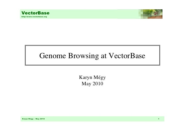 Vb tutorial-genome browser2010