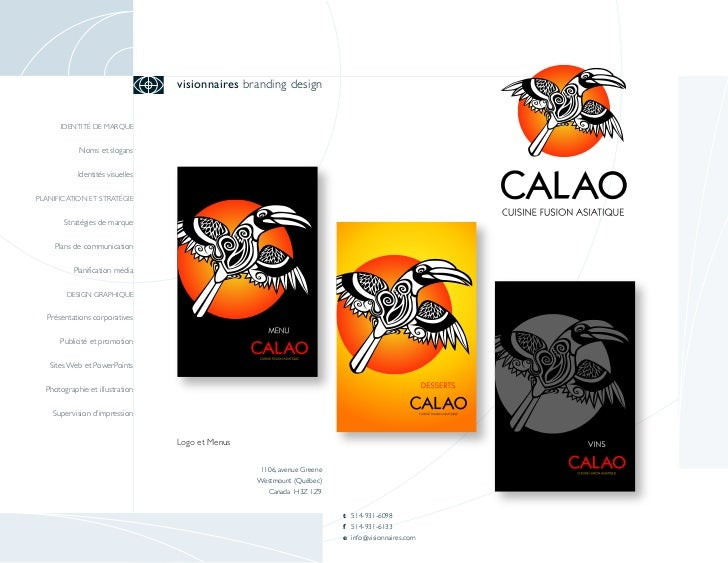 visionnaires branding design      IDENTITÉ DE MARQUE            Noms et slogans            Identités visuellesPLANIFICATIO...