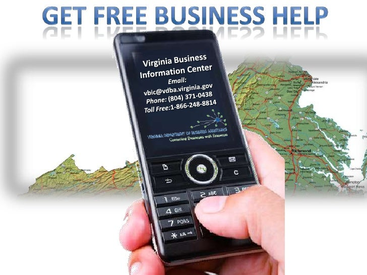 Virginia Business Information Center