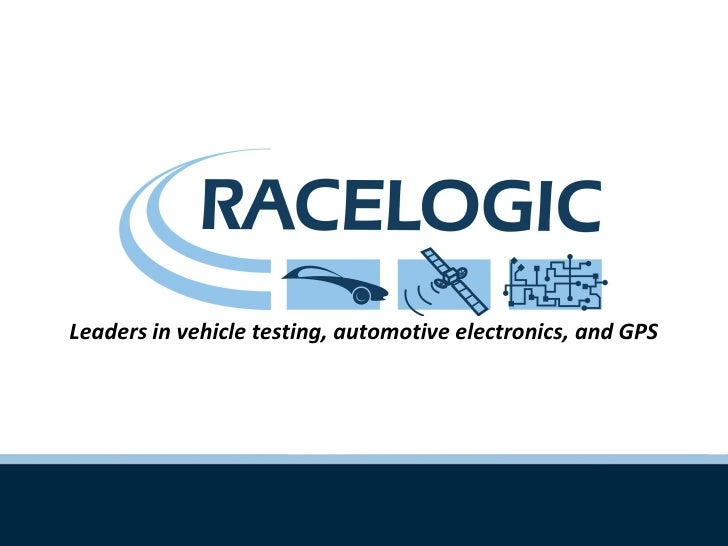 Leaders in vehicle testing, automotive electronics, and GPS