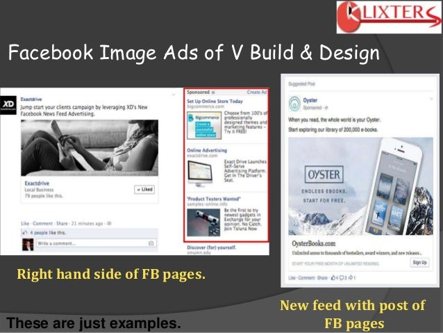 Business plan facebook