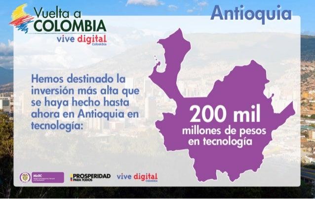 Vuelta a Colombia  Antioquia