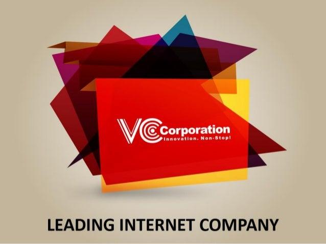 Sile Giới Thiệu VCCorp