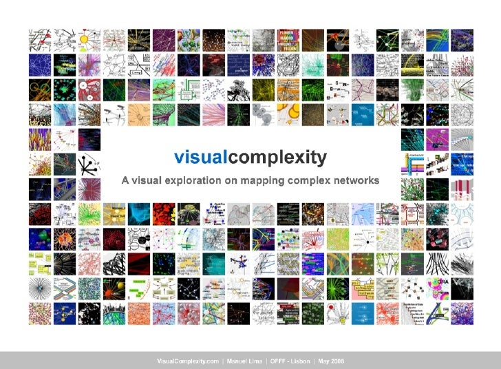 VisualComplexity @ OFFF 2008
