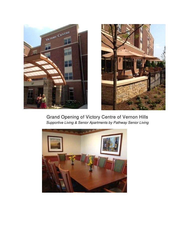 Victory Centre Of Vernon Hills Senior Apartments