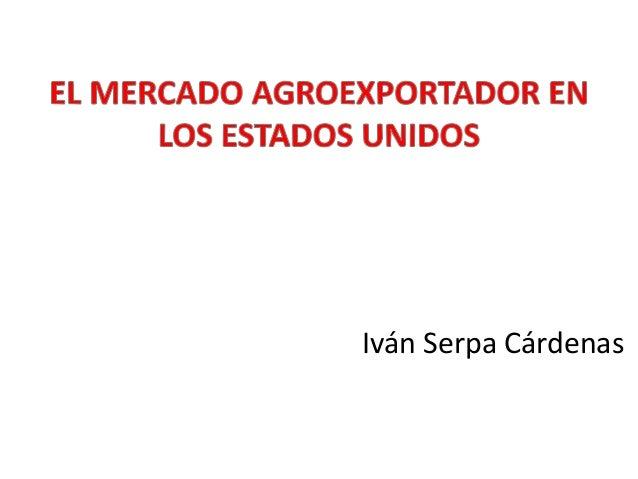 Iván Serpa Cárdenas