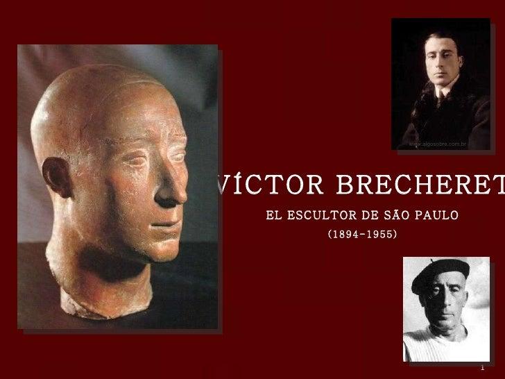 VÍCTOR BRECHERET EL ESCULTOR DE SÃO PAULO (1894-1955) www.algosobre.com.br