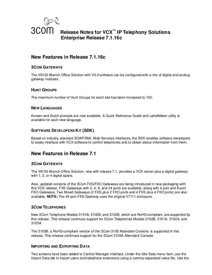 Vcx 7.1.16c-readme