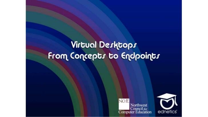Virtual desktop-Citrix Part 2