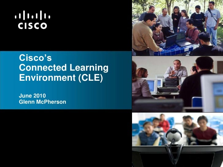 Cisco Connected Learning Technology