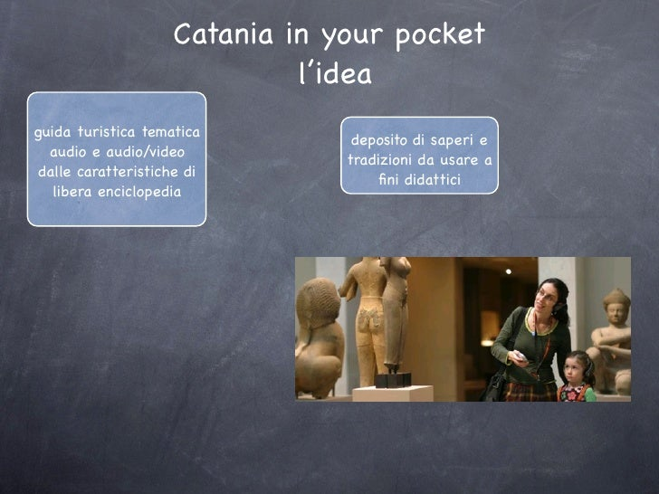 Catania in your pocket