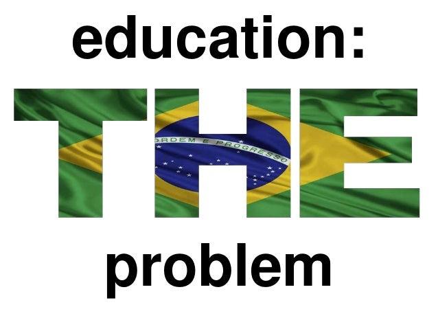 education: problem