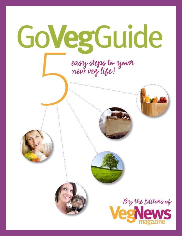 Veg News Go Veg Guide