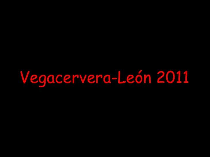 Vegacervera-León 2011