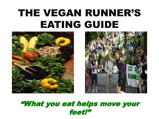 """""""What you eat helps move your feet!"""""""