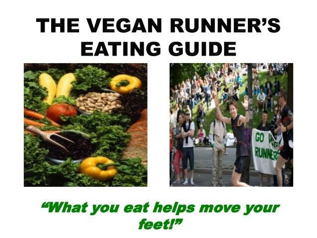 Vegan Running: Final