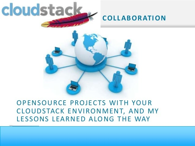 Cloudstack Open source and you
