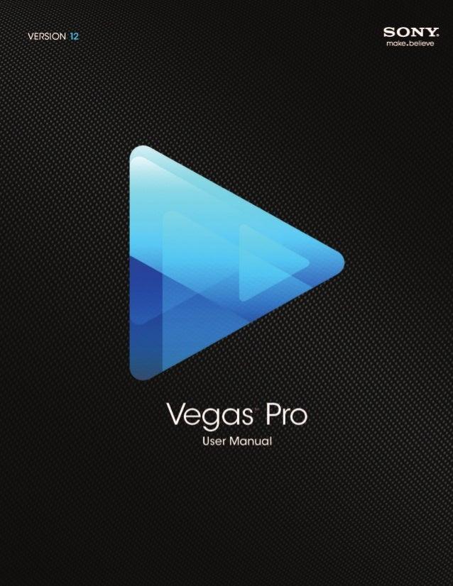 Vegaspro12.0.670 manual enu