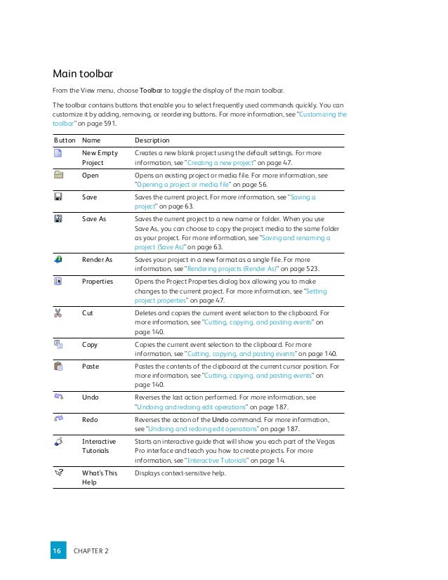 Sony vegas pro 13 инструкция на русском