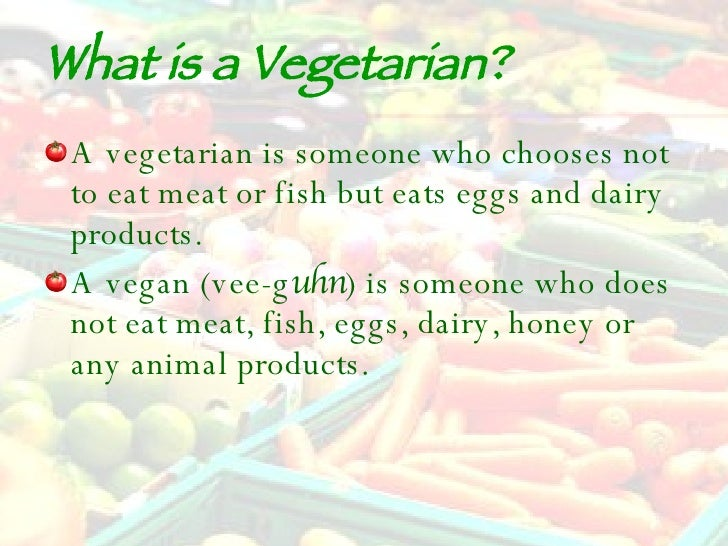 a paper on vegetarianism Open document below is a free excerpt of argumentative essay: vegetarianism from anti essays, your source for free research papers, essays, and term paper.