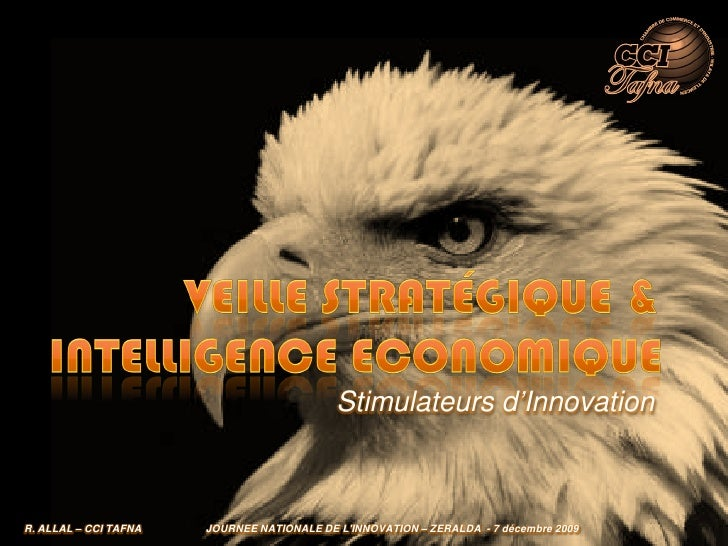 Veille technologique et intelligence économique