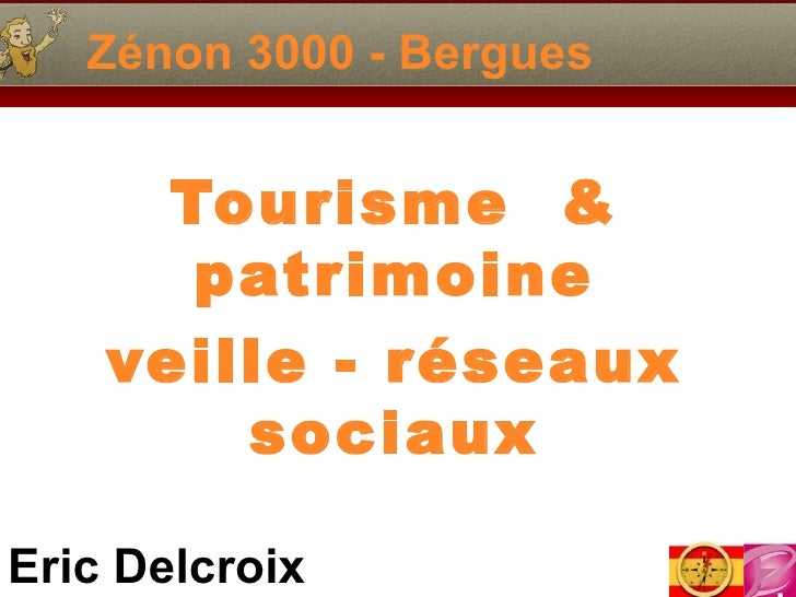 Veille Tourisme Patrimoine