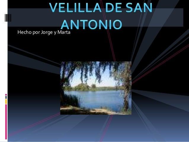 Velilla de san antonio marta jorge - Inmobiliaria velilla de san antonio ...
