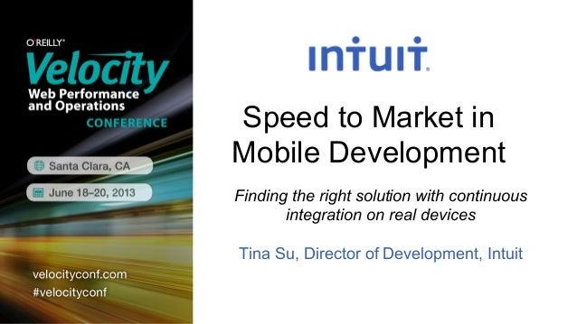 Velocity2013 mobile ci_intuit