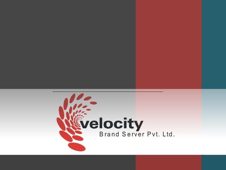 Velocity Credential