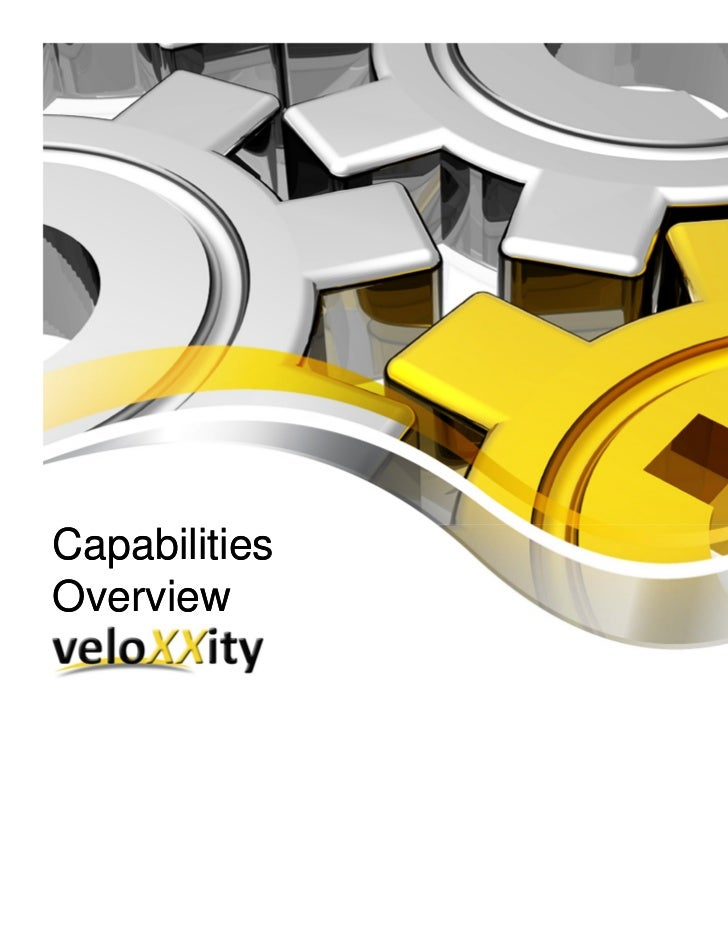 Veloxxity overview august_2011