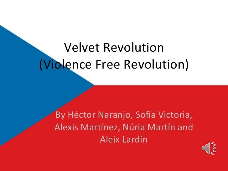 VELVET REVOLUTION - SPAIN