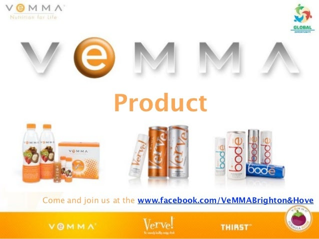ProductCome and join us at the www.facebook.com/VeMMABrighton&Hove