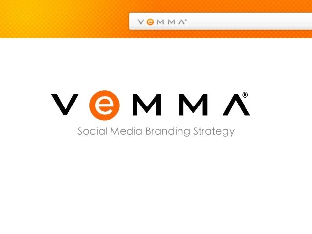 Vemma Social Media Strategy (Sponsor)