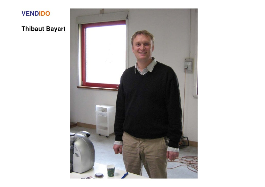 VENDIDO  Thibaut Bayart