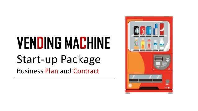 vending machine agreement