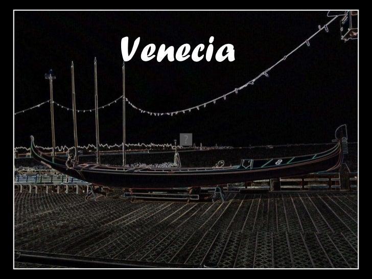 Otra cara de Venecia