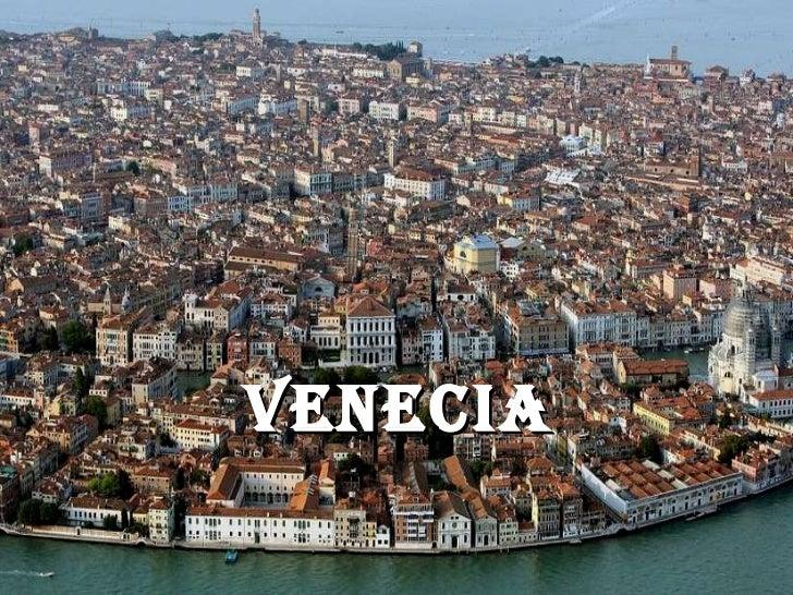 Venecia diferente