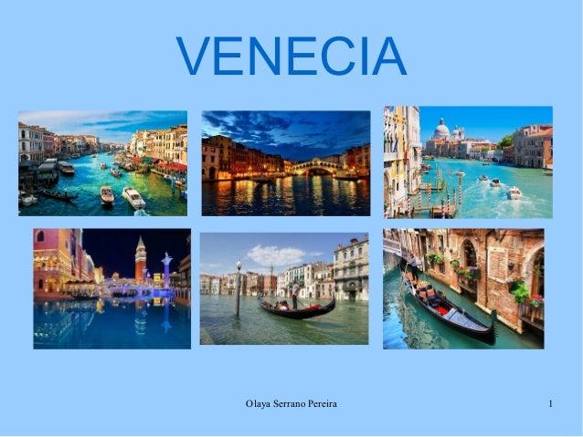 Venecia olaya