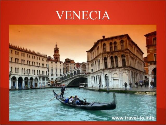 Venecia trabajo