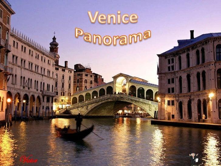 Veneza panorama