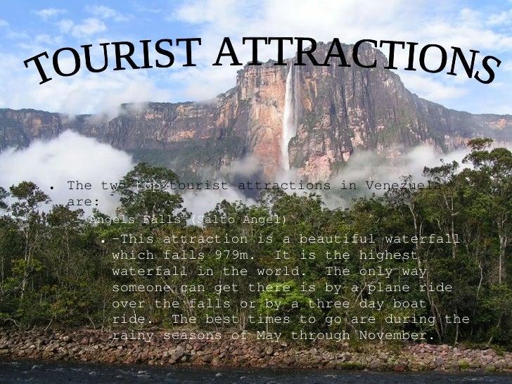 tourist attraction in venezuela top tourist attractions in