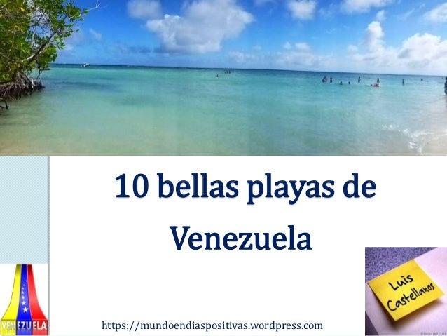 Venezuela   10 Playas