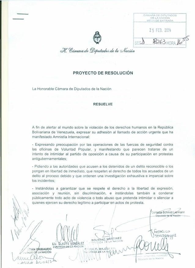 Venezuela amnistia internacional