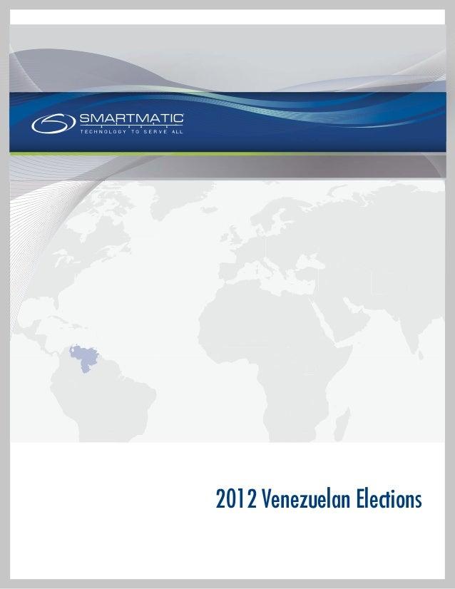 2012 Venezuelan Elections