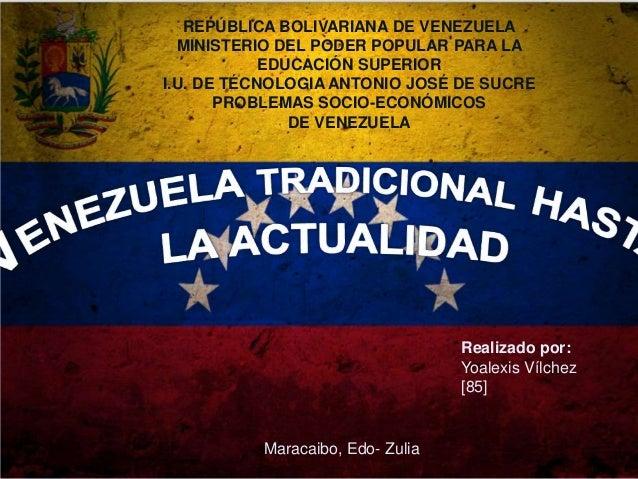 Venezuela tradicional