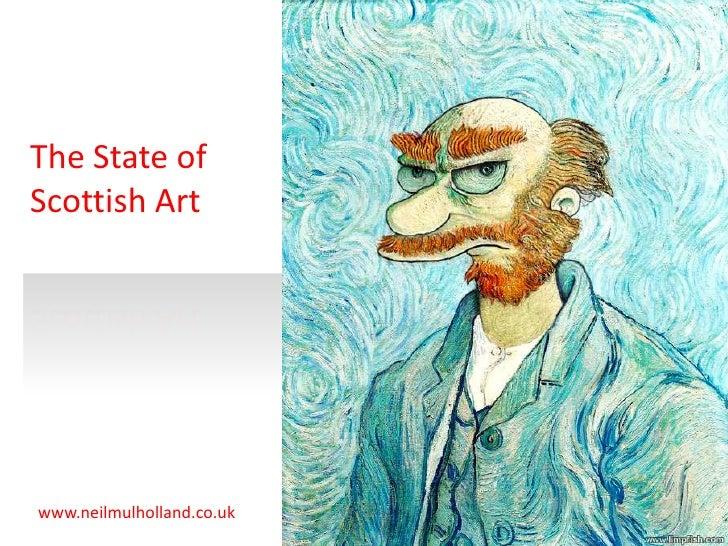 Venice: The State of Scottish Art